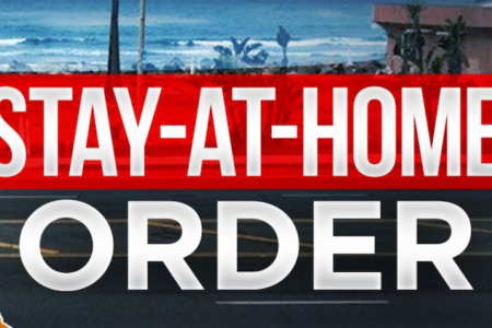 Stay At Home Order
