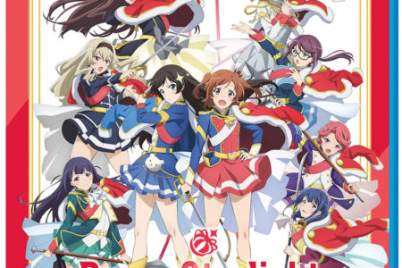 Revue Starlight  Anime Review