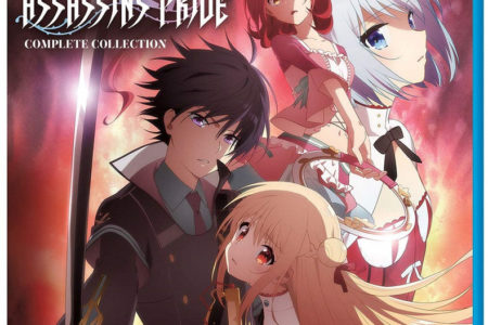 Assassin's Pride (anime review)