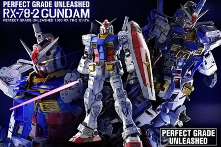 RX 78-2 PG Unleashed Is Here