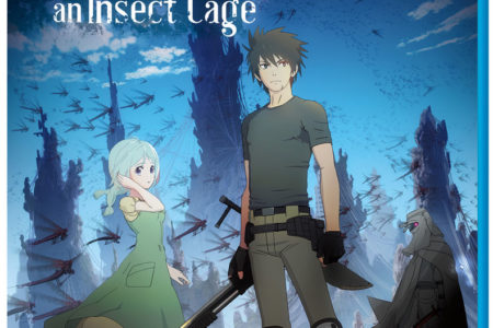Cagaster of an Insect Cage (anime review)