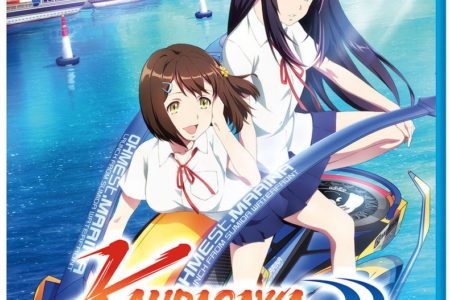Kandagawa Jet Girls (anime review)