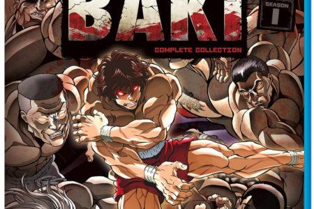 Baki (anime review)